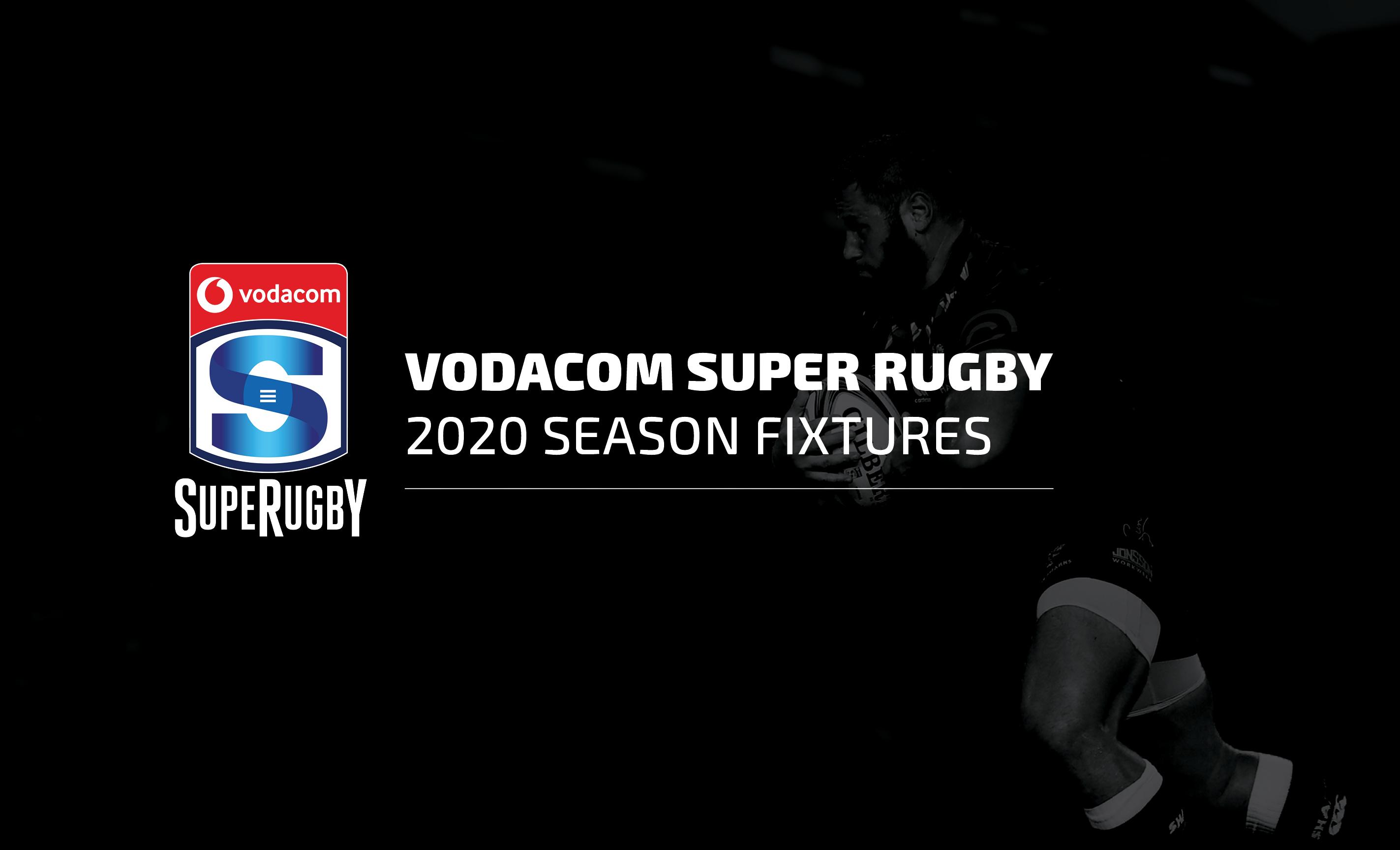 Super Rugby Fixtures