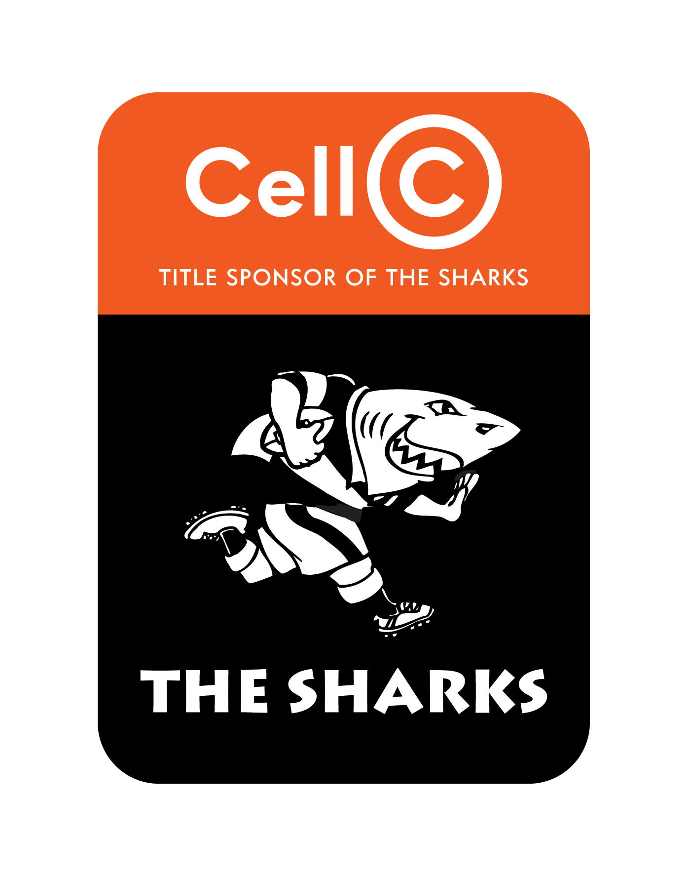 Cell C Sharks Logo