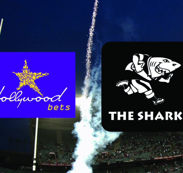 THE SHARKS WELCOME HOLLYWOODBETS